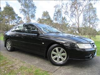 2006 HOLDEN BERLINA  VZ SEDAN