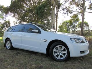 2009 HOLDEN COMMODORE OMEGA VE WAGON