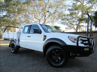2010 FORD RANGER XL PK CAB CHASSIS