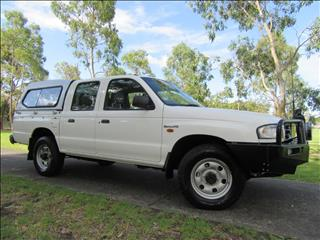 1999 MAZDA BRAVO DX B2500 UTILITY