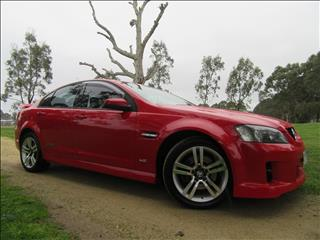 2007 HOLDEN COMMODORE SS VE SEDAN