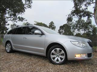 2011 SKODA SUPERB Ambition 118TSI 3T WAGON