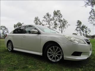 2010 SUBARU LIBERTY 2.5i Sports Premium 5GEN SEDAN