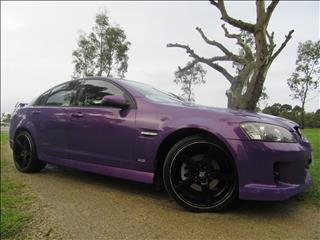 2007 HOLDEN COMMODORE SS V VE SEDAN