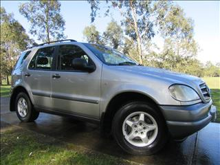 2000 MERCEDES-BENZ ML320 Luxury W163 WAGON