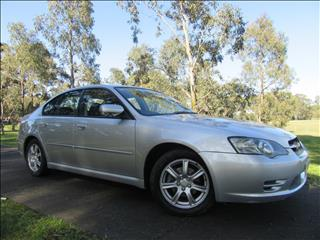 2005 SUBARU LIBERTY Luxury Series 4GEN SEDAN
