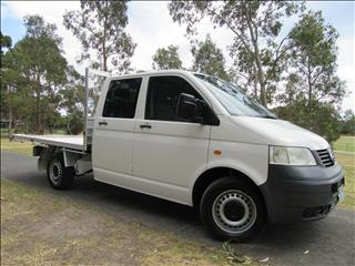2005 VOLKSWAGEN TRANSPORTER  T5 CAB CHASSIS