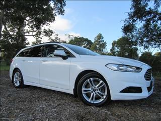 2015 FORD MONDEO Ambiente MD WAGON