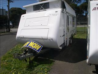 2005 Avan the Robina Pop Top MkII