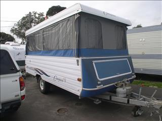 2002 Compass Off Road Camper
