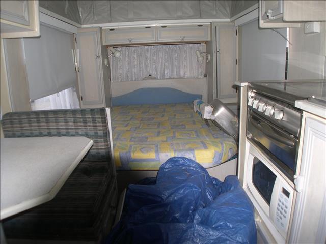 1994 Jayco Discovery rear entry Pop Top
