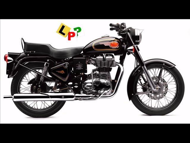 FOR RENT - Royal Enfield Bullet 500 LAMS (SYD)