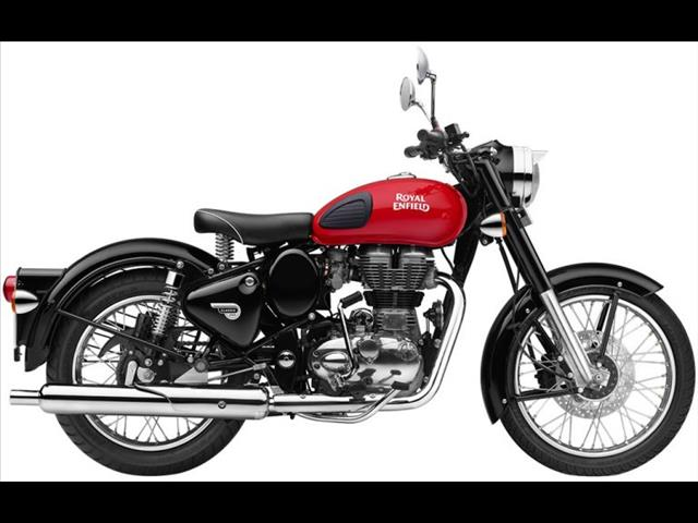 2017 ROYAL ENFIELD (SEE ALSO ENFIELD) CLASSIC 350 350CC ROAD