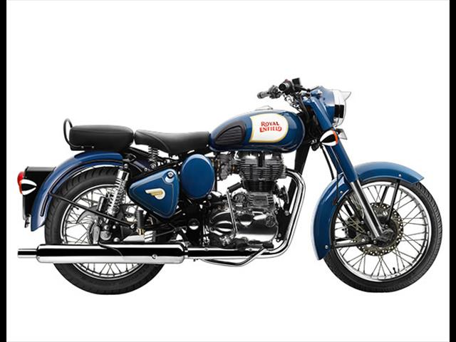 2016 ROYAL ENFIELD (SEE ALSO ENFIELD) CLASSIC 350 350CC ROAD
