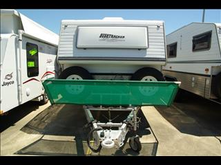 "2008 21"" Bushtracker Ultimate Offroad Caravan"