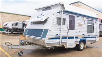 2009 Regal Deluxe Comfort Tourer