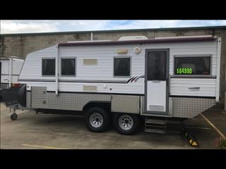 2009 19ft Bushtracker Off Road Caravan
