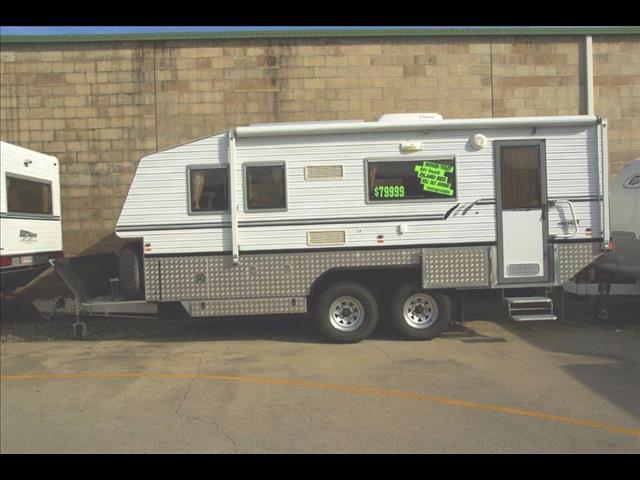Bushtracker 2009 Custom Built