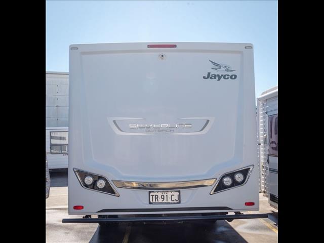 "2014 Jayco Silverline ""Outback"""