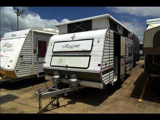 1994 Regent Tourer pop top 16' 6""