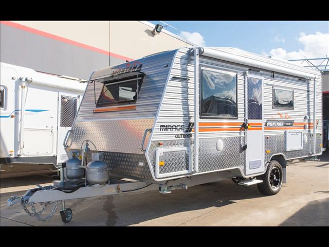 2018 Montana Mirage Outback 18'6 Semi Off Road Full Van with Ensuite - taking orders