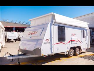 2015 Jayco Journey Pop Top