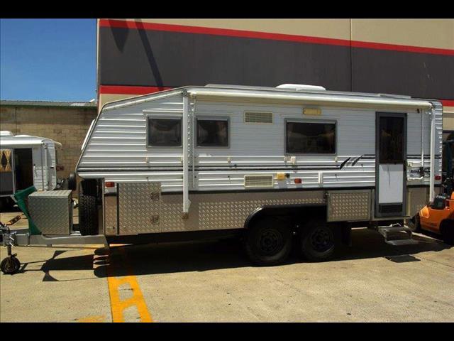 2008 Bushtracker 19' Custom built
