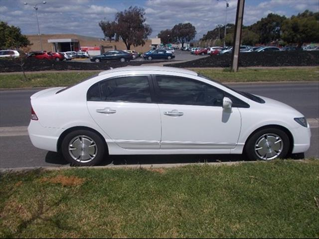 2006 HONDA CIVIC HYBRID 8th Gen SEDAN