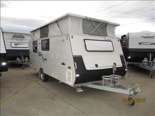 2011 Coromal Magnum  511 Pop Top, Single Axle, Lightweight Tourer........