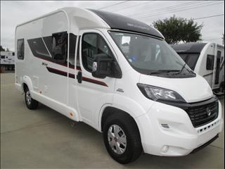 Swift Rio 340 Motor Home, 2017 Model, Travels and Sleeps up to 4 persons, Only Needs Car Licence