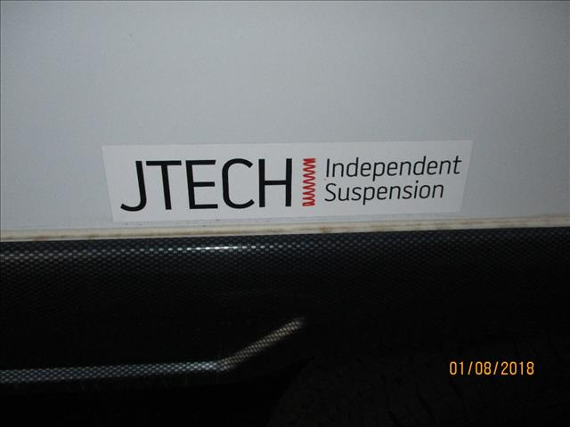 Jayco Silverline MY18, ...SOLD...Model 21.63-3, Tandem Slideout Caravan, Fully Optioned....