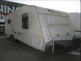Coromal Princeton P754s, 2008 Model, Queen Bed, Full Ensuite, Fully Optioned.
