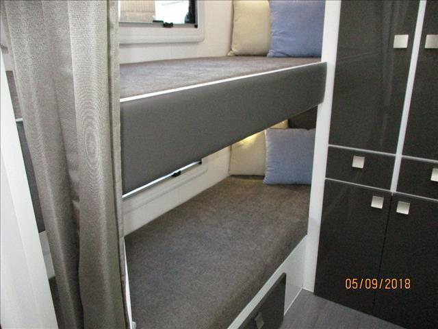 """2018  Montana Westwood Family Van, 22'6"""" Bunks, Queen Bed, Ensuite......Semi Off Road"""