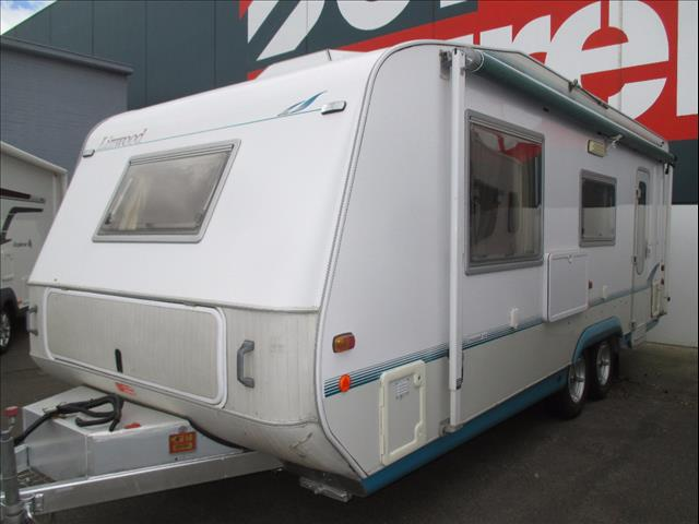 2003 Golf Linwood 20' Touring Caravan, Queen Bed and Full Ensuite.....