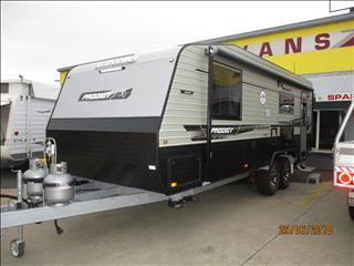 "2018 Traveller  Utopia 22'6"" Rear L-Shaped Lounge Model,  Queen Bed x 6'6"" , Full Ensuite...."