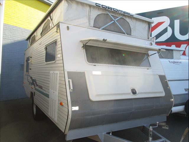 2003 COROMAL SEKA 505 XC...SOLD..... PIONEER OFF ROAD POP TOP, ISLAND BED, Cafe Seating.....