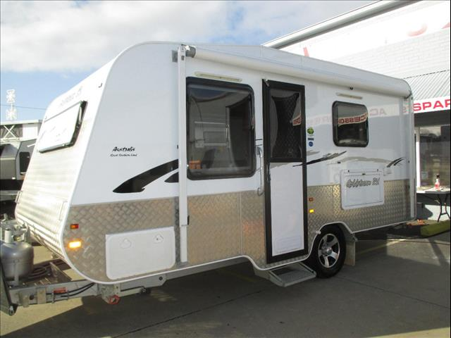 Goldstream Australis Adventure Pack, 17, Off Roader Caravan with Ensuite