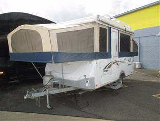 JAYCO EAGLE 2009 Model,  Sleeps up to 6 Persons Inside, Similar to Swan Layout