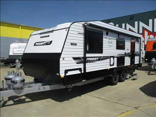 "2019 Traveller Prodigy 21'6""....SOLD...... Tandem Tourer , Best Selling Model, Queen Bed, Cafe Seating, Ensuite..."