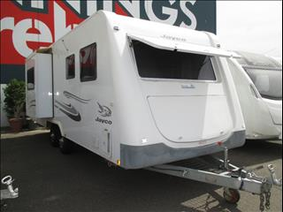 2010 JAYCO Slide Out, Model 21 65-3, Front Club Lounge, Full Ensuite, Slide Out Queen Bed.......