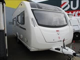 2015 SWIFT EXPLORER ....SOLD.....4FB, Single Axle, Ensuite, Shower and Toilet, Sleeps 4 in comfort.....