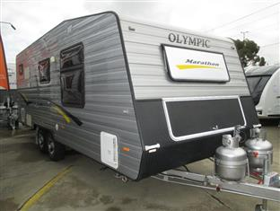 Olympic Marathon 21' Tandem Tourer, 2013 Model, Queen Bed, Full Ensuite....