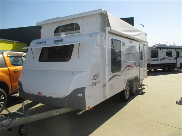 JAYCO JOURNEY ( 17.55-8 ), Shower and Toilet, Island Double Bed, L -Shaped Dinette.....Ensuite......