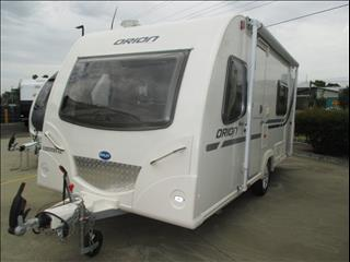 2013 Bailey Orion 430-4 , Lightweight Caravan, Double Bed, Ensuite, Low Tare Weight 1170 KG.