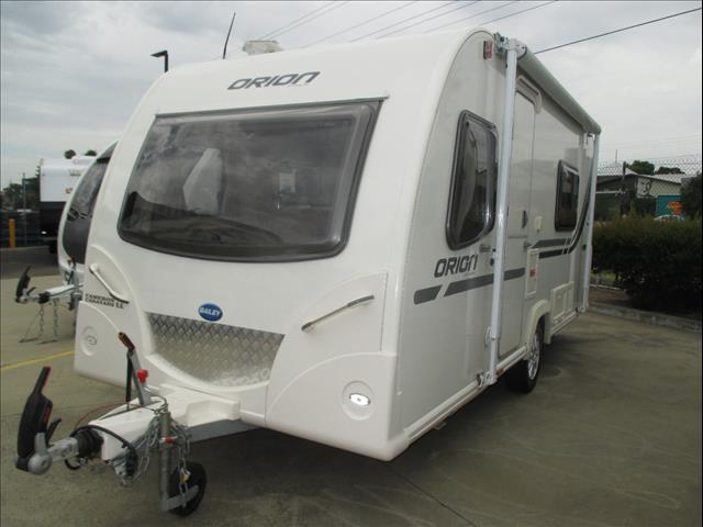 2013 Bailey Orion 430-4 .Lightweight Caravan, Double Bed, Ensuite, Low Tare Weight 1170 KG.