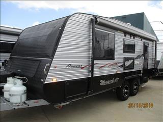 2013 REGENT MONARCH 21' Tandem Off Road Tourer, Ensuite, Queen Bed, Cruisemaster Suspension......