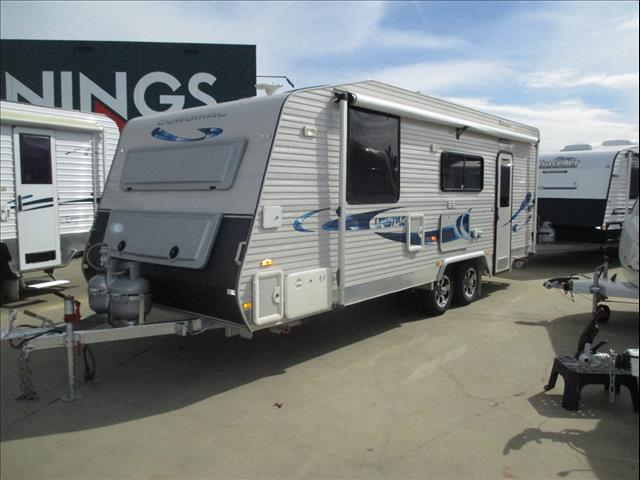 "COROMAL Lifestyle L667...2013 Model...21'6"" Tandem Tourer"