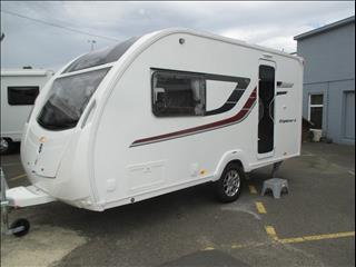 Swift Explorer MK2...Model 2, 2016 Model, Single Beds Converts to Double Bed, Big Bathroom.