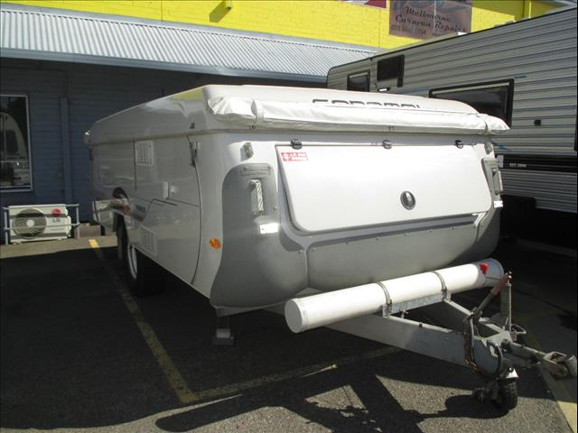 2005 COROMAL PIONEER SILHOUETTE  PS421, Electric Winch Model, Off Road Camper Trailer....