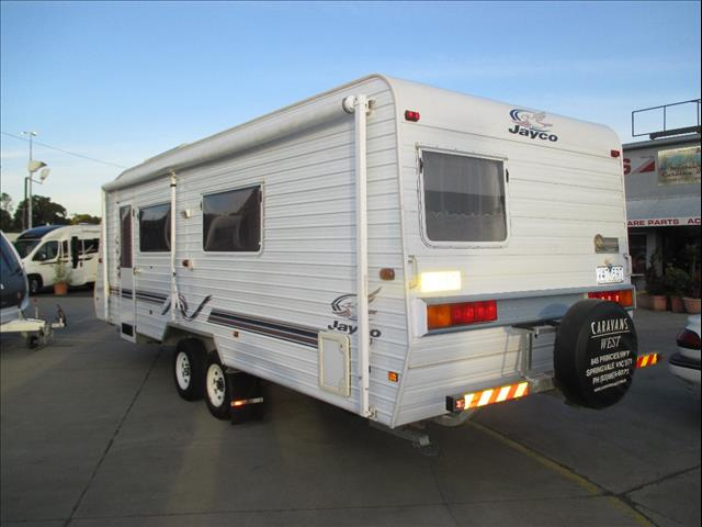Jayco Westport 2001 Model,.SOLD... Island Double Bed, Full Ensuite, Set Up For Touring.